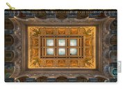 Great Hall Ceiling Library Of Congress Carry-all Pouch