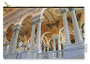 Great Hall Of The Library Of Congress  Carry-all Pouch
