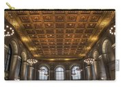 Great Hall St. Louis Central Library Carry-all Pouch