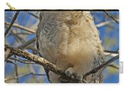 Great Horned Owl 2 Carry-all Pouch