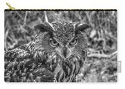 Great Horned Owl V7 Carry-all Pouch