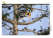 Great Indian Hornbill Carry-all Pouch