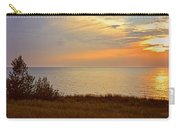 Great Lake Great Sunset Carry-all Pouch
