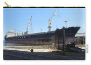 Great Lakes Ship Polsteam 4 Carry-all Pouch