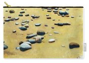 Great Lakes Triptych 2 Carry-all Pouch by Michelle Calkins