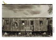 Great Northern Caboose Carry-all Pouch