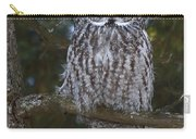 Great Owl Eyes Carry-all Pouch