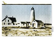 Great Point Lighthouse Nantucket Carry-all Pouch
