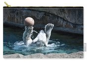 Great Polar Catch By Willie Carry-all Pouch