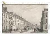 Great Pultney Street, Bath, C.1883 Carry-all Pouch