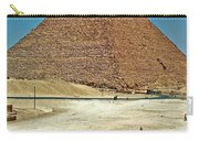Great Pyramid Of Giza Carry-all Pouch
