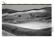 Great Sand Dunes - 1 - Bw Carry-all Pouch