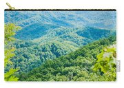 Great Smoky Mountains National Park Near Gatlinburg Tennessee. Carry-all Pouch