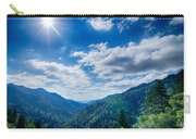 Great Smoky Mountains National Park On North Carolina Tennessee  Carry-all Pouch