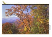 Great Smoky Mts From Blue Ridge Pkwy Carry-all Pouch