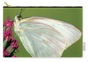 Great Southern White Butterfly Carry-all Pouch