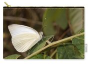 Great Southern White Butterfly Carry-all Pouch by Rudy Umans