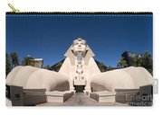 Great Sphinx Of Giza Luxor Resort Las Vegas Carry-all Pouch