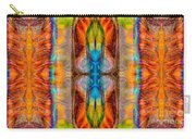 Great Spirit Abstract Pattern Artwork By Omaste Witkowski Carry-all Pouch