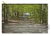 Great Treasures Carry-all Pouch by Sandra Clark