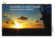 Great Truths Carry-all Pouch