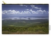 Great View On Top Of Cadilac Mountain Carry-all Pouch