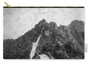 Great Wall 0033 - Graphite Drawing Sl Carry-all Pouch