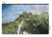 Great Wall 0033 - Watercolor 2 Sl Carry-all Pouch
