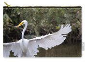 Great White Egret Wingspan1 Carry-all Pouch