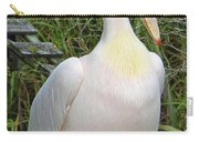 Great White Pelican Carry-all Pouch