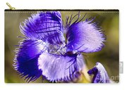 Greater Fringed Gentian Carry-all Pouch