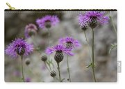 Greater Knapweed Carry-all Pouch