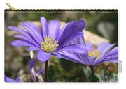 Grecian Windflower  Carry-all Pouch