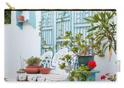 Greek Courtyard Carry-all Pouch