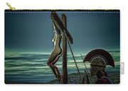 Greek Crucifixion Scene II Carry-all Pouch