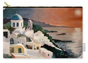 Greek Isles Carry-all Pouch