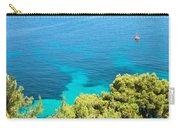 Greek Sea View Carry-all Pouch