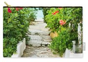 Greek Steps Carry-all Pouch