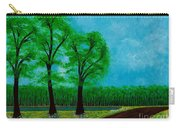 Green Acres Carry-all Pouch