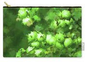Green Apple On A Branch Carry-all Pouch