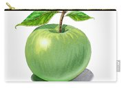 Green Apple Still Life Carry-all Pouch