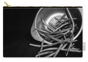 Green Beans Carry-all Pouch by Lauri Novak