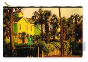 Green Beauty At Isle Of Palms Carry-all Pouch
