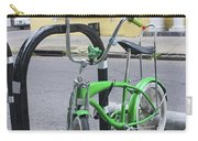 Green Bike Carry-all Pouch