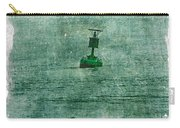 Green Buoy - Barnegat Inlet - New Jersey - Usa Carry-all Pouch
