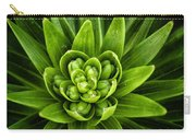 Green Buds Carry-all Pouch