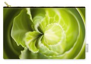 Green Cabbage Orb Carry-all Pouch