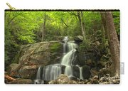 Green Canopy Above Laurel Falls Carry-all Pouch