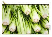Green Celery On Display Carry-all Pouch