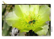 Green Cholla Beauty Carry-all Pouch